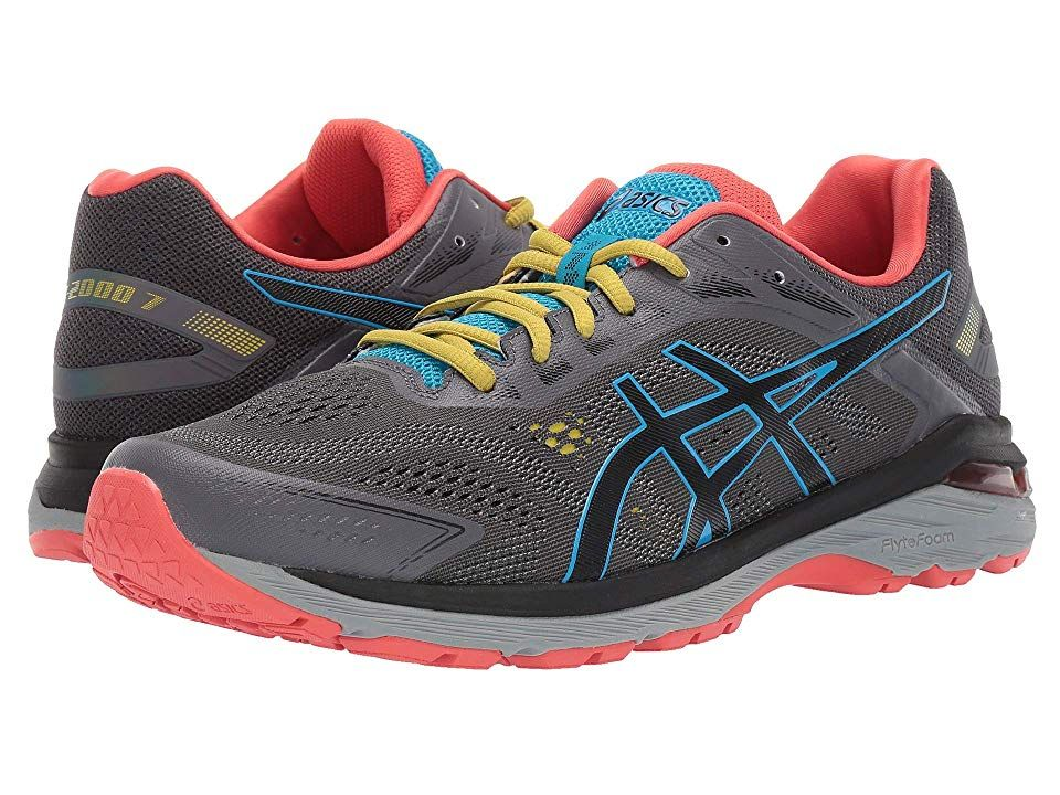sneakers special discount of brand new ASICS GT-2000(r) 7 Trail Men's Running Shoes Dark Grey/Black ...