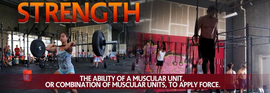 KSAC CrossFit Crossfit, The unit, Muscular