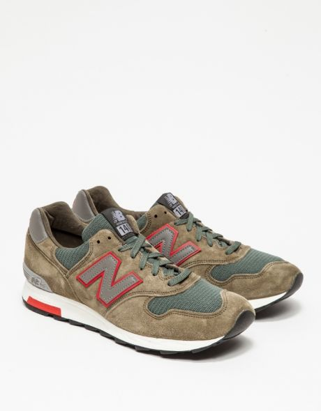 a4be90dfde62a New Balance  Great Novels  collection   1400 Olive inspired by Joseph  Heller s  Catch-22