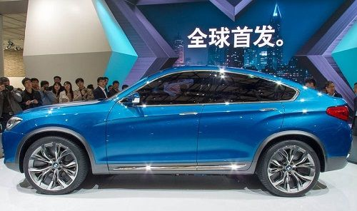 Germany Luxury Car Maker BMW Has Launched All New X4 Latest Edition To The  China Market