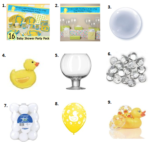 ducky baby shower ideas ducky baby showers duck baby showers