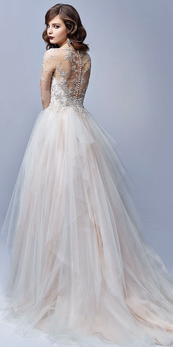Cool BEAUTIFUL by style is a gown plucked straight from your romantic fairytale dreams This full A line dress features an ethereal multilayer tiered ruffle