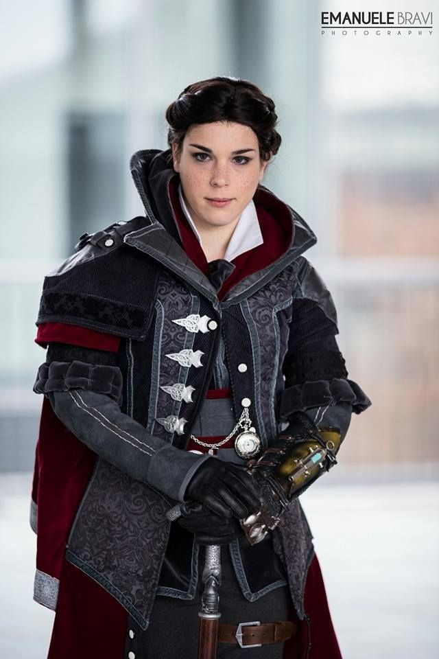 Evie Frye Cosplay 8 By V Chan90 On Deviantart Evie Frye