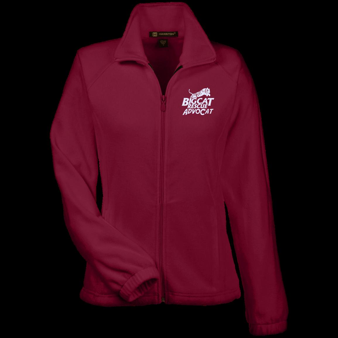 Logo AdvoCat Women's Fleece Jacket Fleece jacket womens