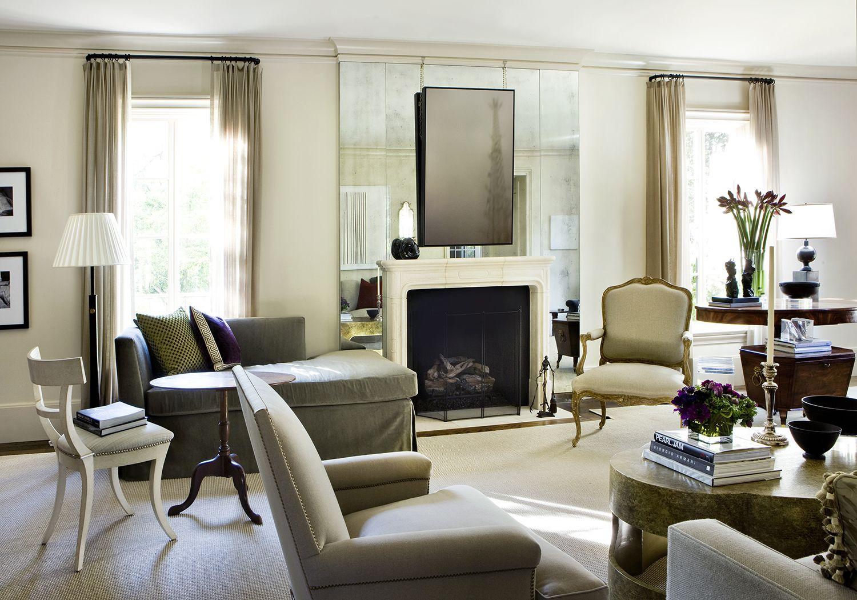 Portfolio robert brown interior design living room three interior interior design living for Contemporary living room furniture atlanta