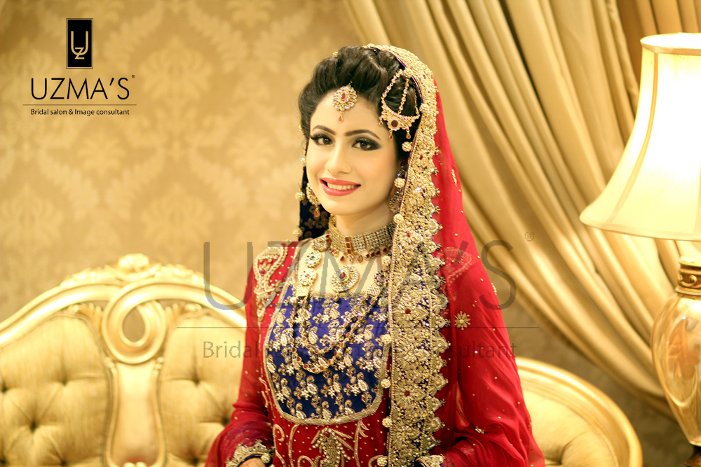 Makeup By Uzma S Beauty Parlour Bridal Makeup Beauty Best Makeup Products