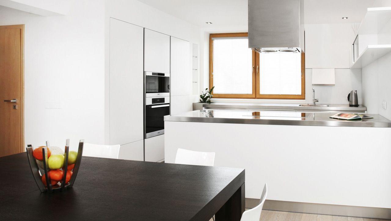 plan 3 küche (kuchyně) / Zajícovi / Weniger, aber besser   Weniger ...