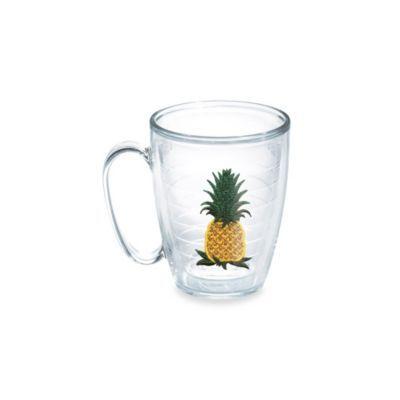 c1bde7d3fe6 Tervis Tumbler Pineapple 15-Ounce Mug Clear | Products | Mugs ...