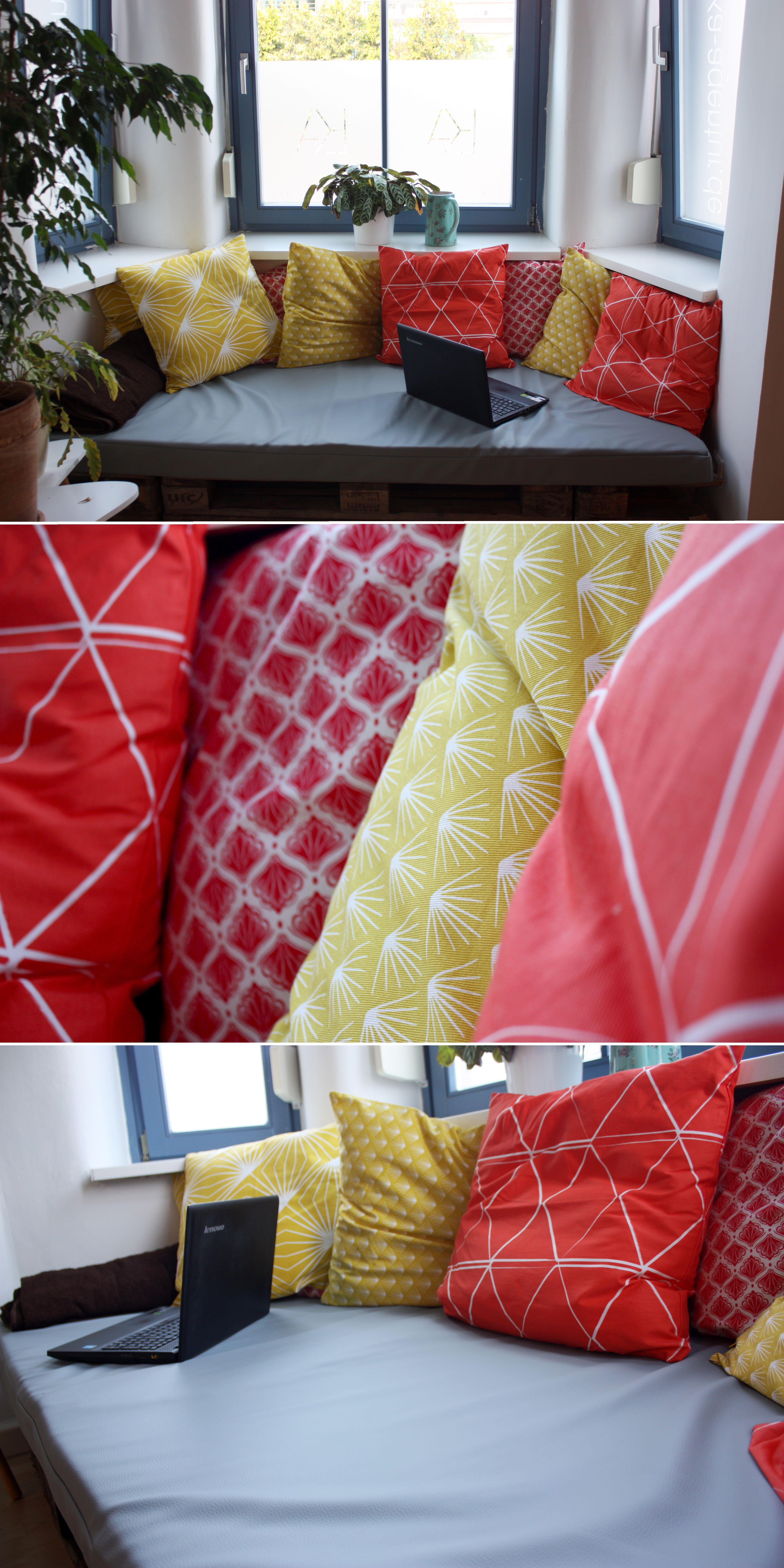 Eine Sitzecke, Ein Kleiner Erker Oder Einfach Ein Sessel  Raum Zum  Entspannen Sollte In