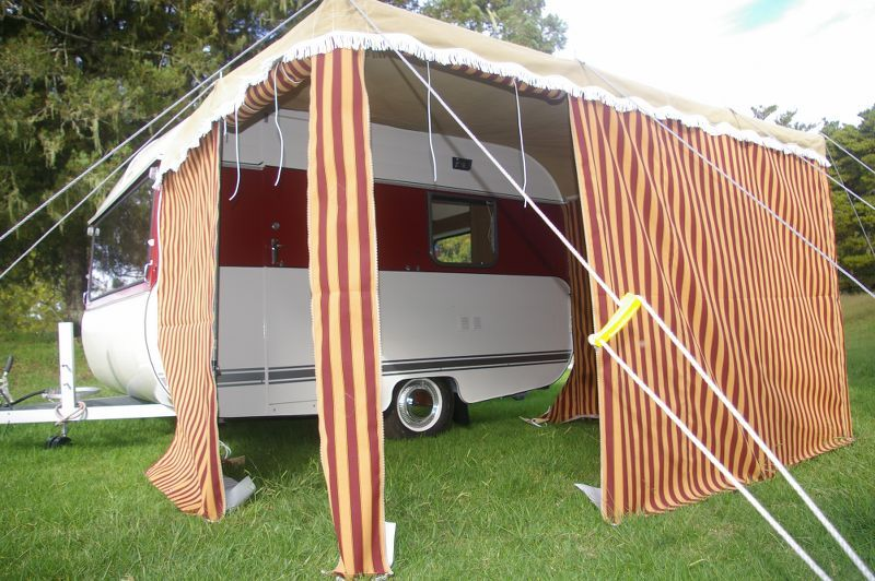 Welcome To The Home Of Retro New Zealand Caravans