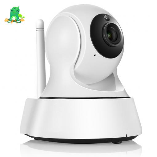 WIFI IP Überwachung Kamera CCTV 1080P HD Wireless WLAN Webcam IR Nachtsicht Baby