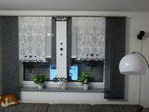 Moderne Schiebegardinen Gardinen Gardinen Modern Wohnzimmergardinen