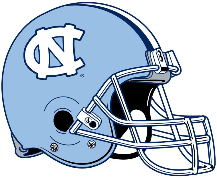 North Carolina Tar Heels Helmet North Carolina Tar Heels