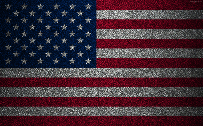 Download Wallpapers Flag Of Usa 4k Leather Texture North America American Flag World Flags United States Of America Usa Besthqwallpapers Com Flag American Flag Iphone Wallpaper Tropical