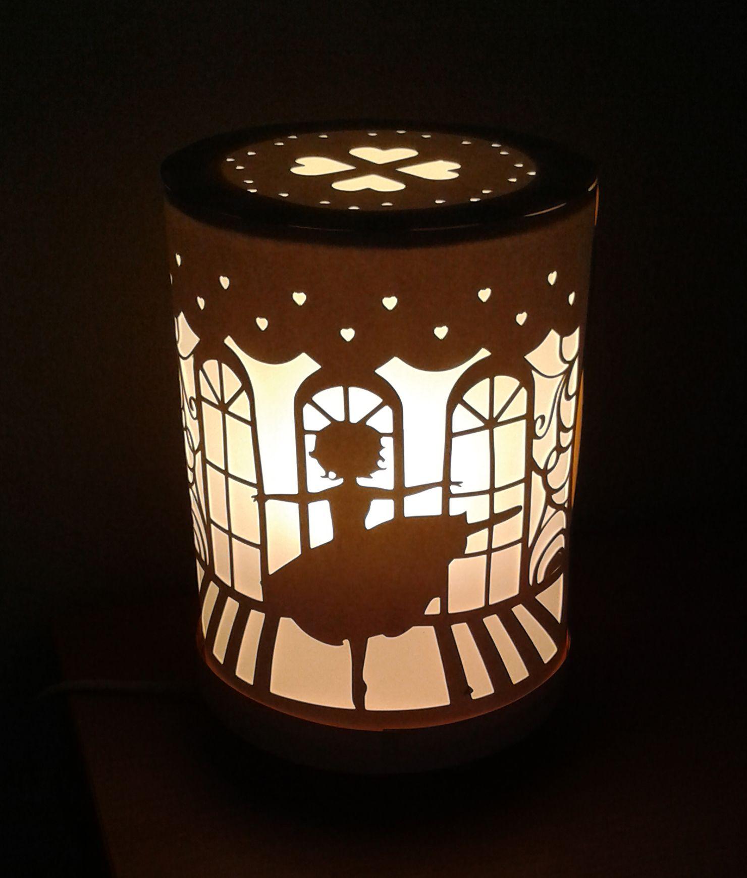 Lampe danseuse
