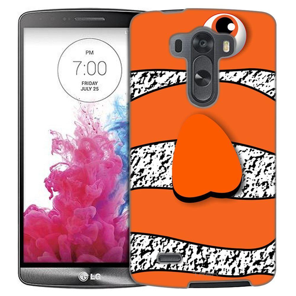 LG G3 Clownfiish Slim Case