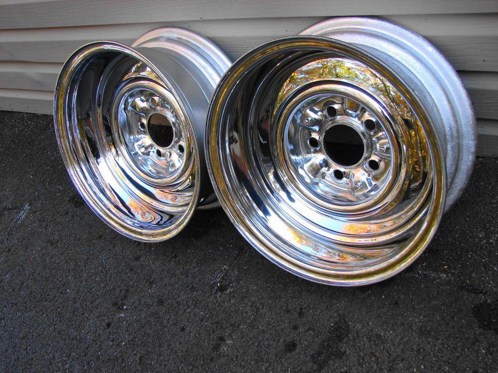 Chrome Reverse Wheels Ebay Wheel Rims Chrome Rims Wheels And Tires