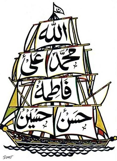 Panjtan Pak Shia Multimedia Team Shia Multimedia Team Smt Islamic Art Calligraphy Islamic Art Islamic Paintings