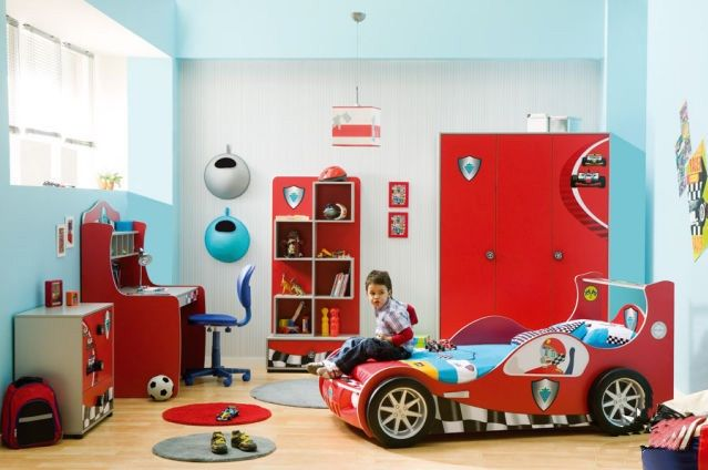 Toddler Room Ideas For Boys With Go Kart Decor Decolover