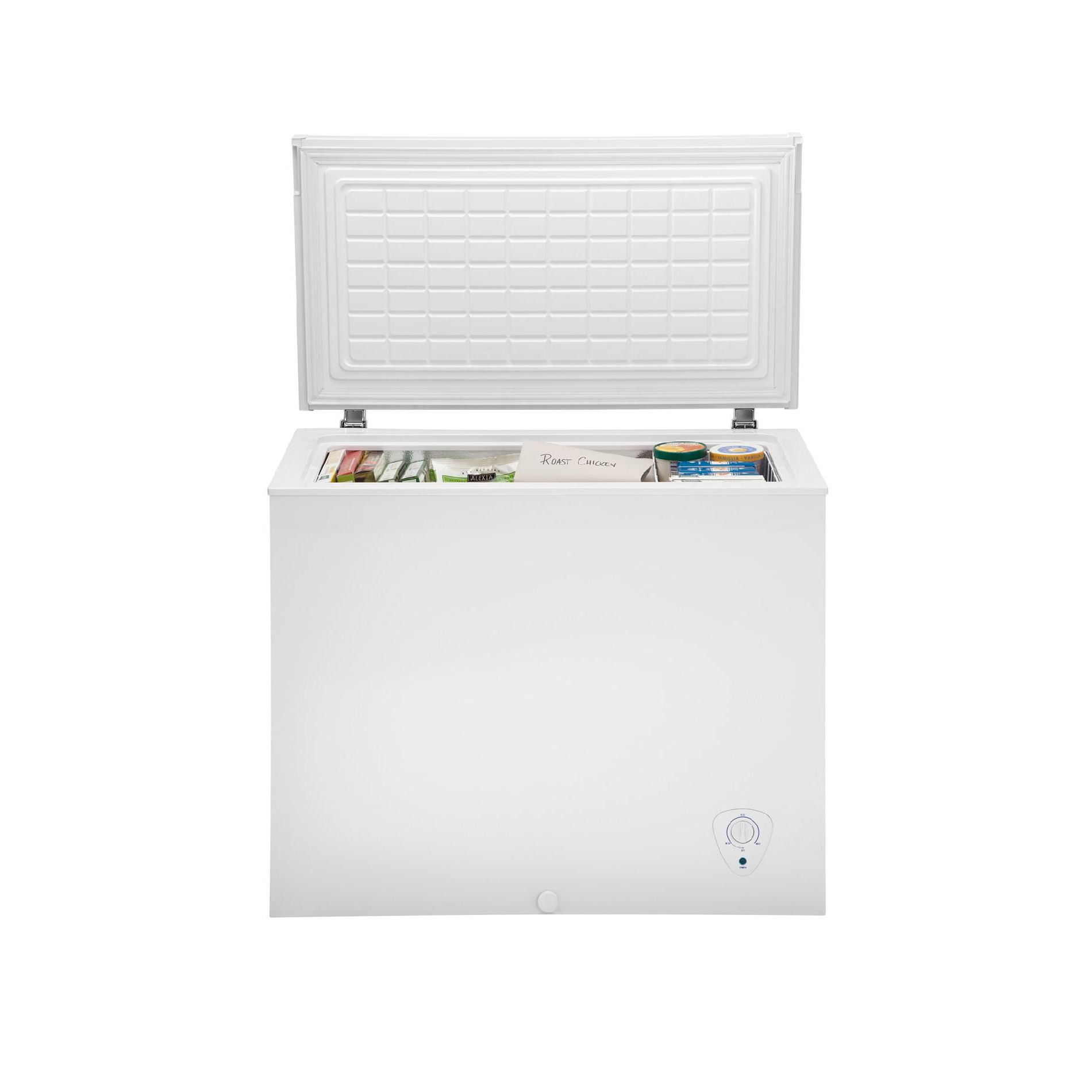 Kenmore 7 2 cu ft Chest Freezer White