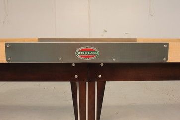 The New Rock Ola Shuffleboard Table Is Available In 12, 14, 16,