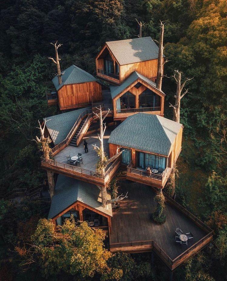 Amazing Architecture on Twitter