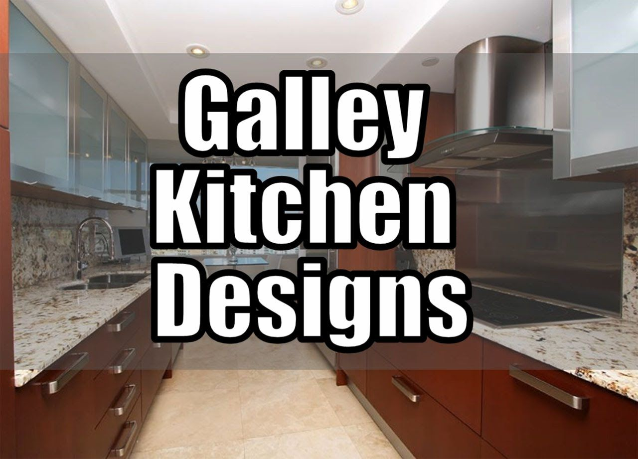 3 Galley Kitchen Designs and Ideas. Wholesale Decor. 3