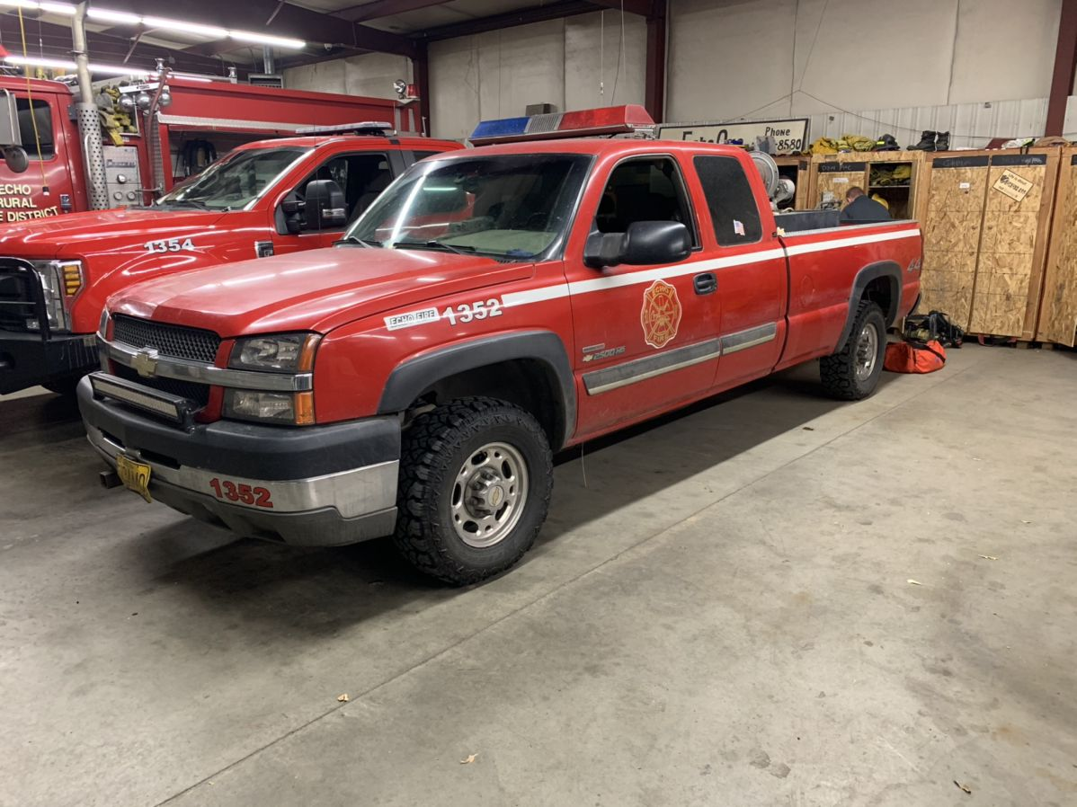 Pin By Spartandatta 330 On Fd Pd Ems Chevy And Gmc In 2020 With