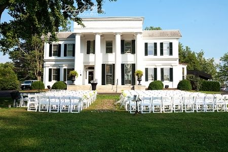 The Carrick House In Lexington Ky That I Would Love For My Wedding To Be