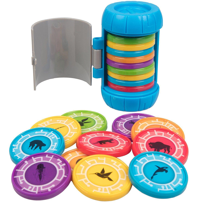 Wild Kratts Toys Creature Power Disc Holder