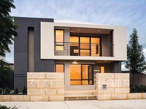 fachadas casas modernas dos pisos pequeas y grandes imagenes de casas lujosas