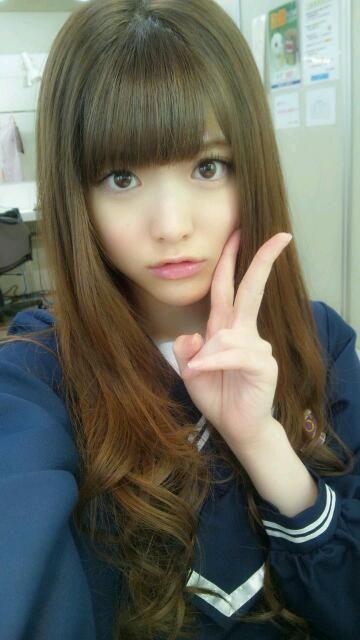 Japanese Pretty Girl By_ Zuket Creation
