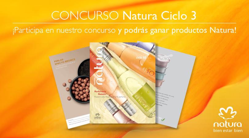 Concurso Natura Ciclo 3