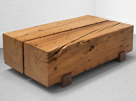 reclaimed timber square low coffee table  top ten, Reclaimed Wood Furniture,  Beam Coffee
