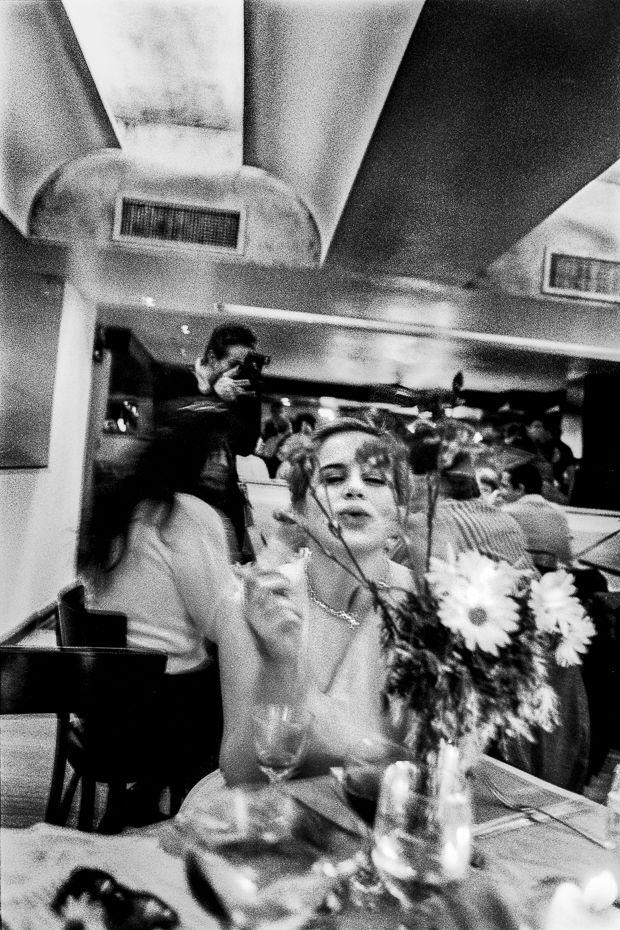 Ken Schles, La Dolce Vita, 1985