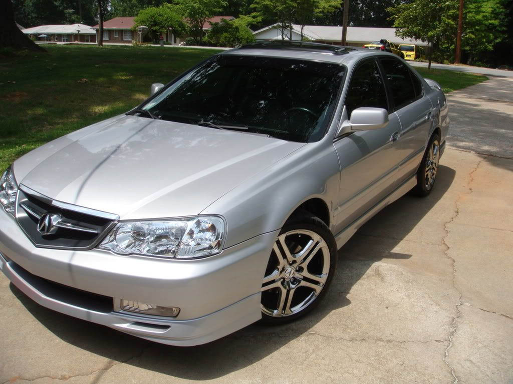 2002 acura tl type s yup in alil while it will be mine