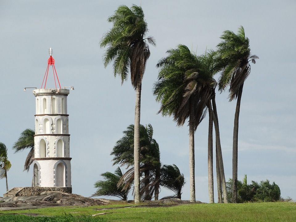 Farol, Kourou, Guiana Francesa