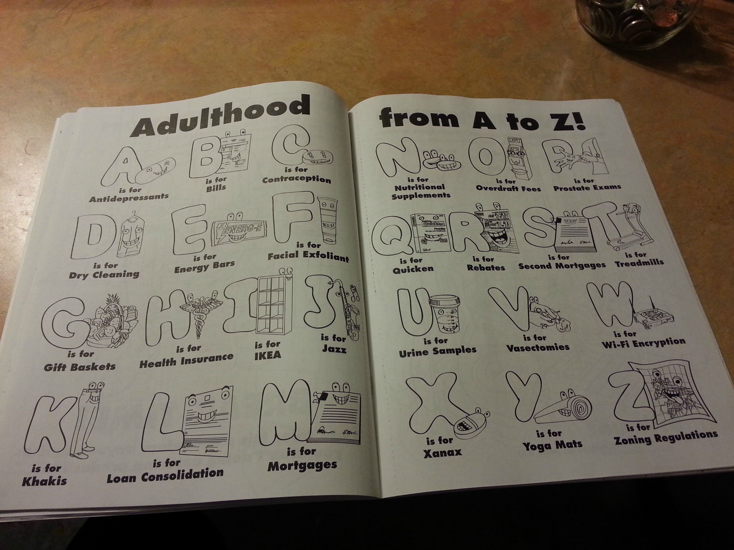 Coloring For Grown Ups The Adult Activity Book