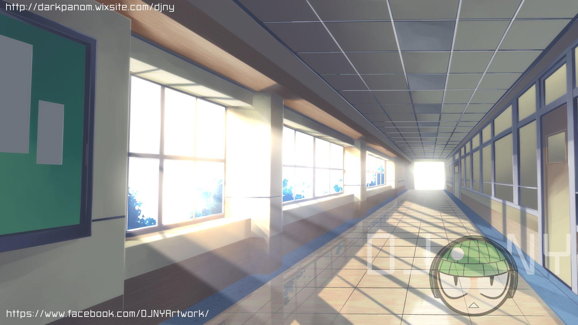 School Hallway School Hallways Hallway School