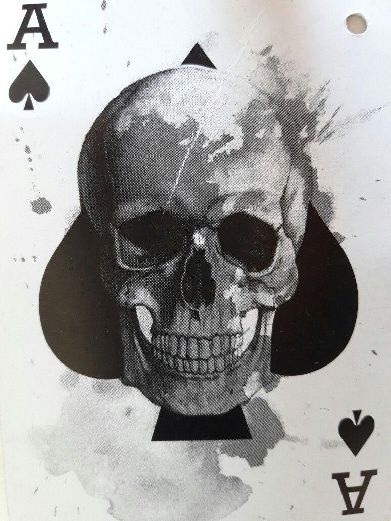 Asso di skulls