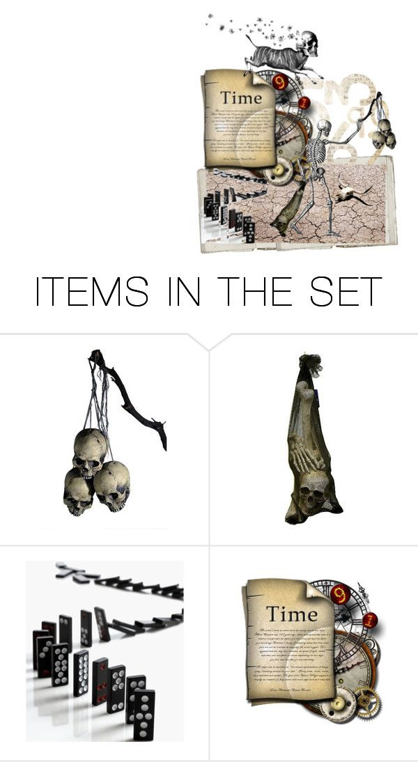 """""""Time"""" by felicia-mcdonnell ❤ liked on Polyvore featuring art and miniset"""