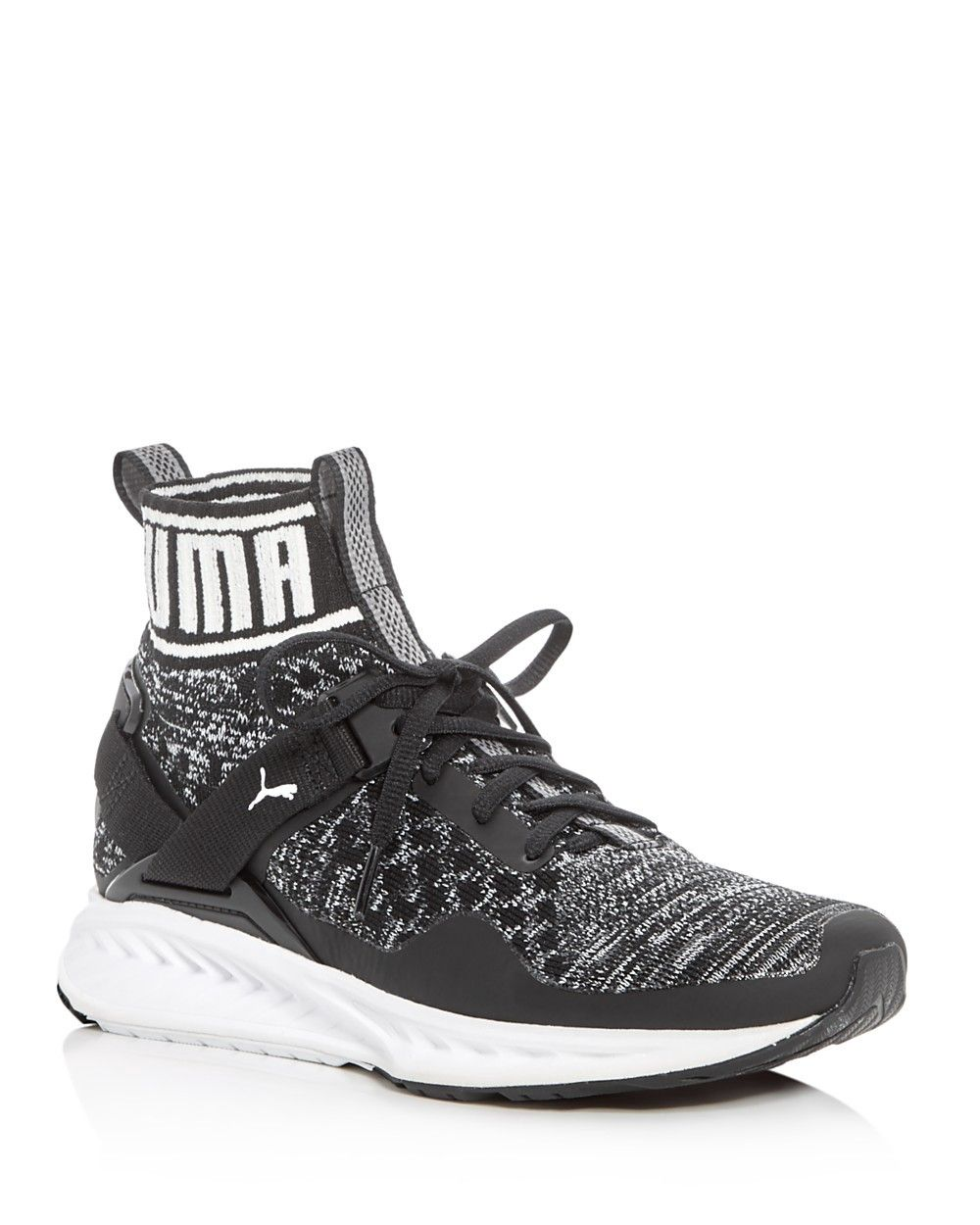 PUMA PUMA Women s Ignite Evoknit High Top Sneakers.  puma  shoes  all d10ba5b2d
