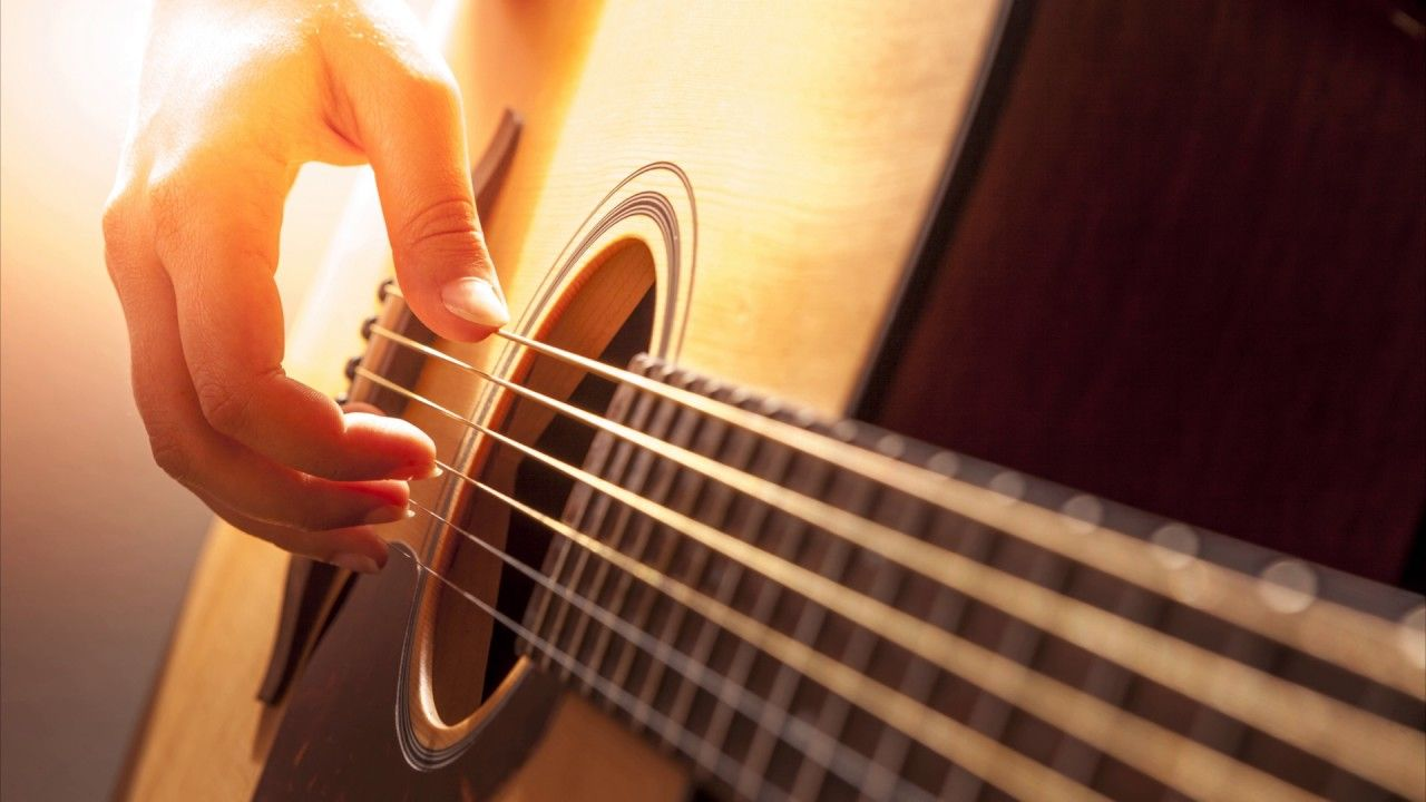 Acoustic Guitar Instrumental Music 10 Hours Meditation Music Music Instruments Guitar