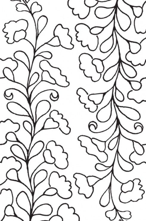 mexican embroidery | Home » Siren Mexican Floral Embroidery Pattern ...