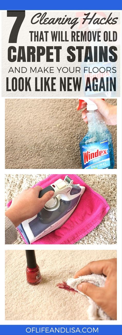Vinegar Solution For Cleaning Carpet Stains