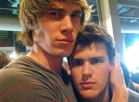 Blake Jenner And Michael Weissman Famosos Vedettes Hombres