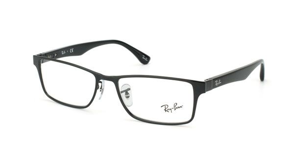 f3904136f6d Ray-Ban Ray-Ban RX6238 Highstreet 2509 glasses are now on sale at  SmartBuyGlasses . Get free lens cleaning kit when you buy at our secure  online store.