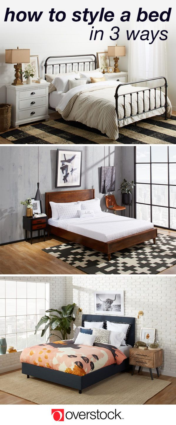 how to style your bed in 3 beautiful ways bedrooms room and house