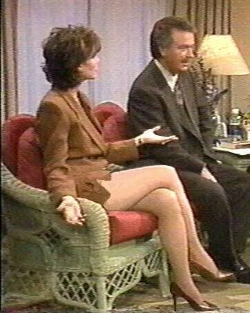 Lorianne Crook Nice Legs