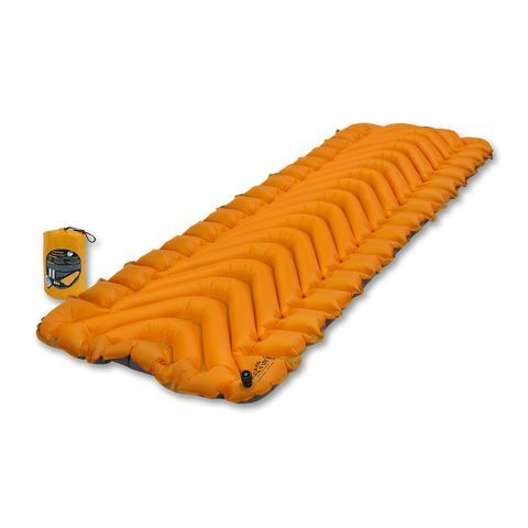Insulated Static V Lite Camping Sleeping Pad Sleeping